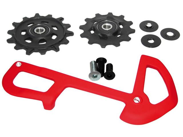 SRAM X01 Innenkäfig/Schaltwerkrollen für Schaltwerk 12-fach red